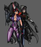 Widow Maker + Reaper with GearBoy + GearGirl