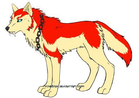 Gaara wolf maker by JetHero13 on DeviantArt Gaara As A Wolf