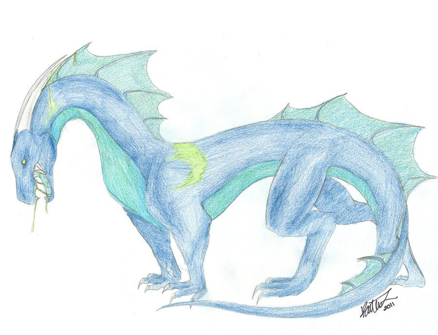 Hatched dragon Adoptable