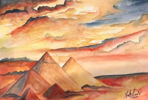 Primary Pyramids