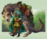 Commission: Beastmaster