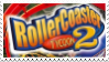 Roller Coaster Tycoon 2 Stamp by Spaceguy222