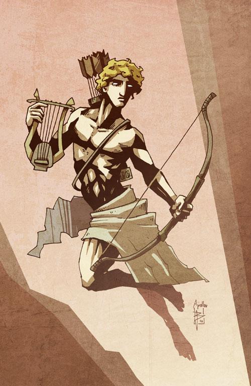 Apollon by Bubaben