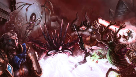 Hots Evil Prevails