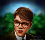 Tom Ripley by Wienzy