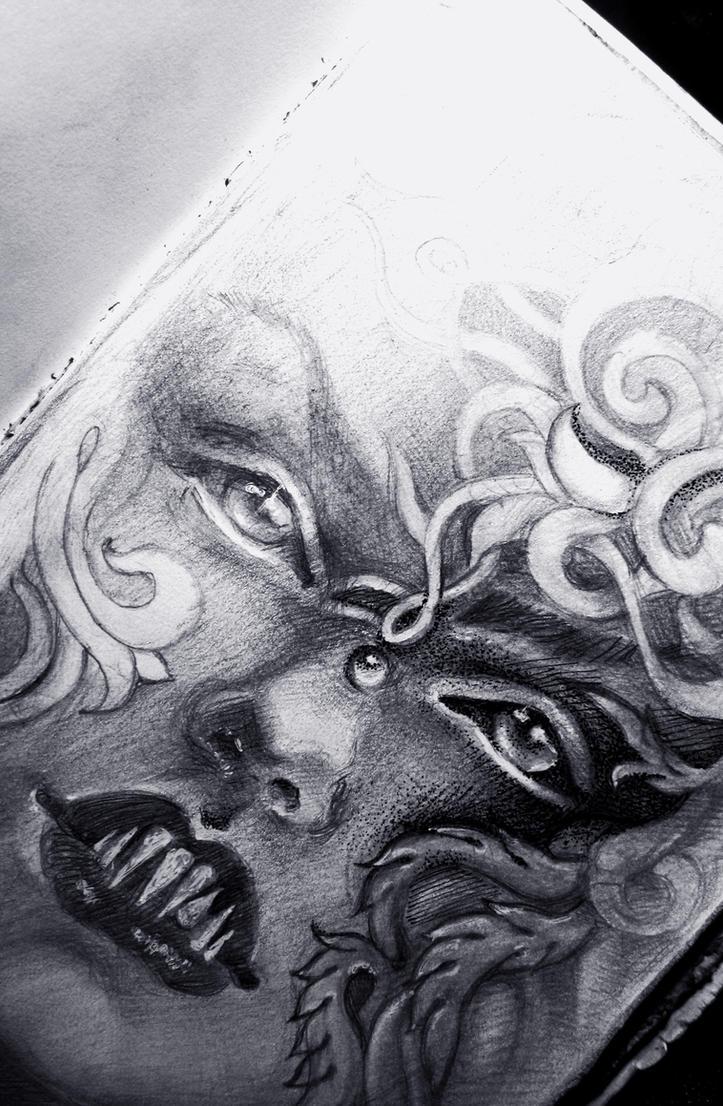 Medusae by Kommissarito