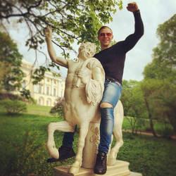 Mark Ivanov - Riding the Hadrian Centaur