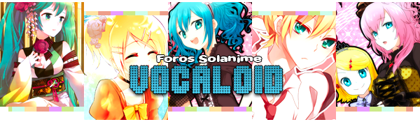 Header Vocaloid by Pilikita