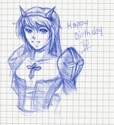 Happy Birthday by Alvein23