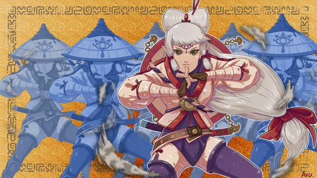 Impa Bunshin no Jutsu