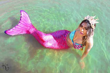 Pink Mermaid III