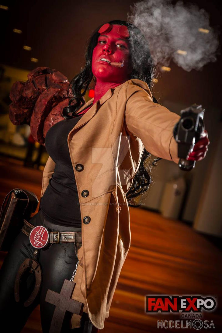 HellGirl Cosplay by MooBerryCosplay