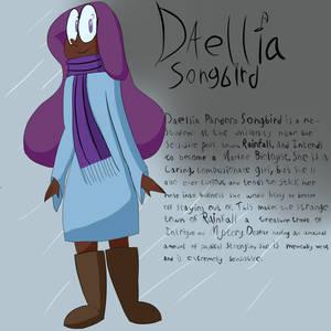 Rainfall: Daellia Songbird
