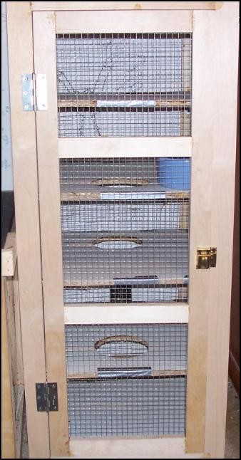 Homemade Pet Rat Cage by sarahlovesrats