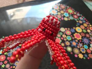 Red octopus (for SakuSagi96)