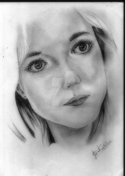 portrait by AtisutoAmani