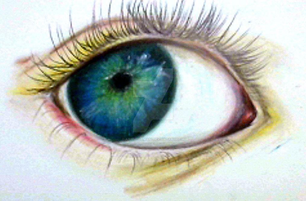 eye by AtisutoAmani