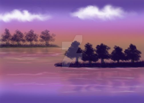landscape by AtisutoAmani