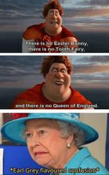 Queen meme