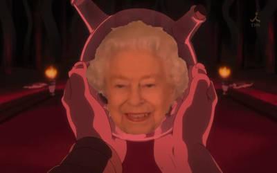 Queen in the Flask