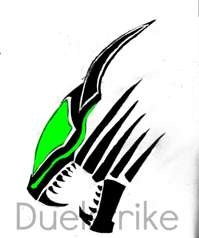 tribal blade liger by duelstrike on deviantart. Black Bedroom Furniture Sets. Home Design Ideas