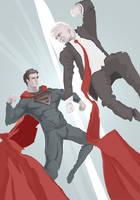 Trump vs Superman