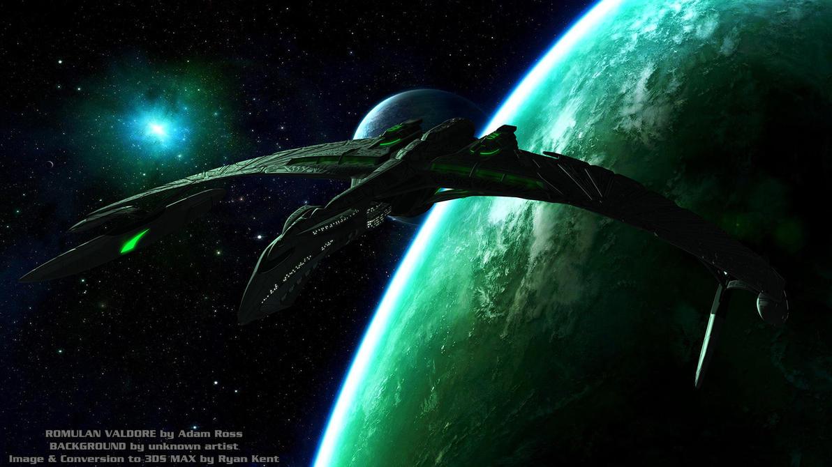 Romulan Ships Romulan Norexan/Valdor...