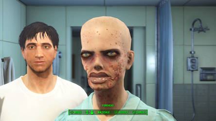 So I started Fallout 4 the other day...