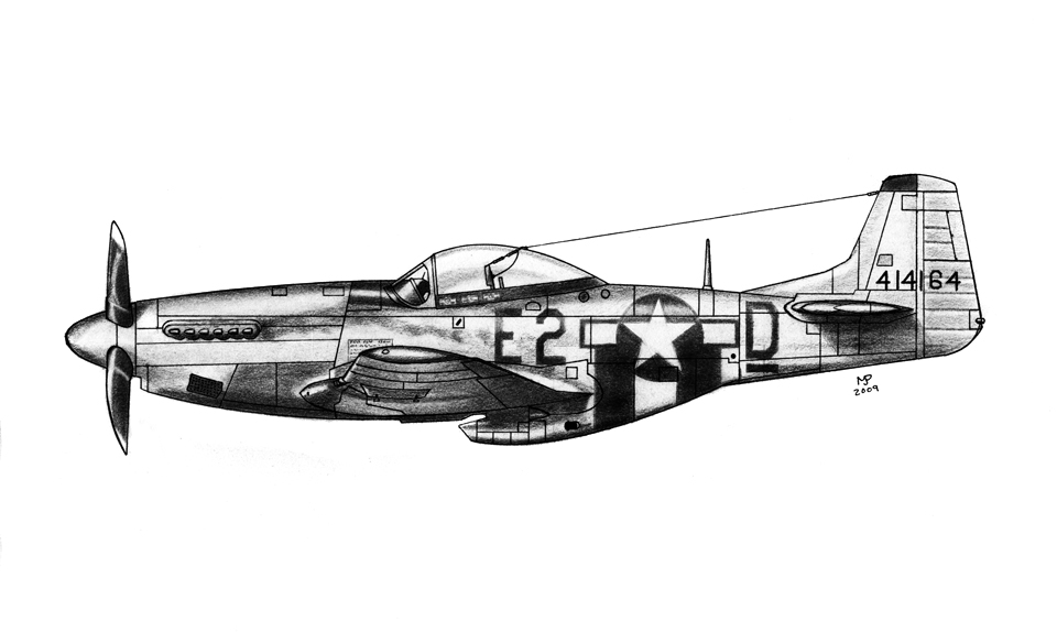 p 51 cockpit coloring pages - photo #27