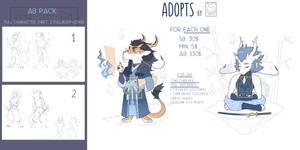 [CLOSED] Dragons adopts