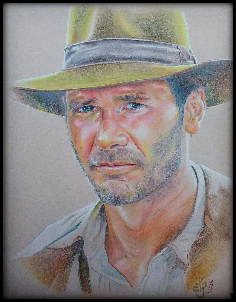 Indiana Jones by dakky2772