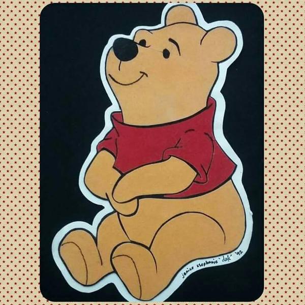 Winnie the Pooh by dakky2772