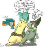 Sora And Blade * i will find u *