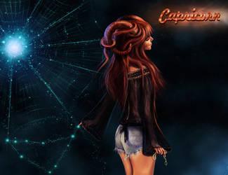Capricorn by juliazip