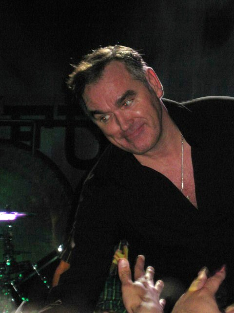 morrissey speed dating Create an account or log into facebook connect with friends, family and other people you know share photos and videos, send messages and get updates.
