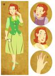 Nancy Drew, Again
