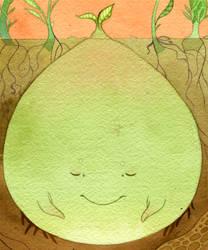 Baby Bulb by lemonflower