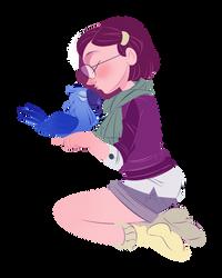 Linda and Blu
