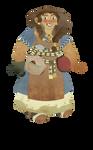 Dwarf Lady