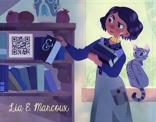 Mailer Design by lemonflower