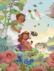Fairies by lemonflower
