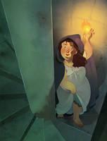 Princess Ben by lemonflower