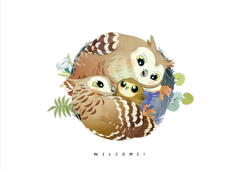 Owlette by lemonflower