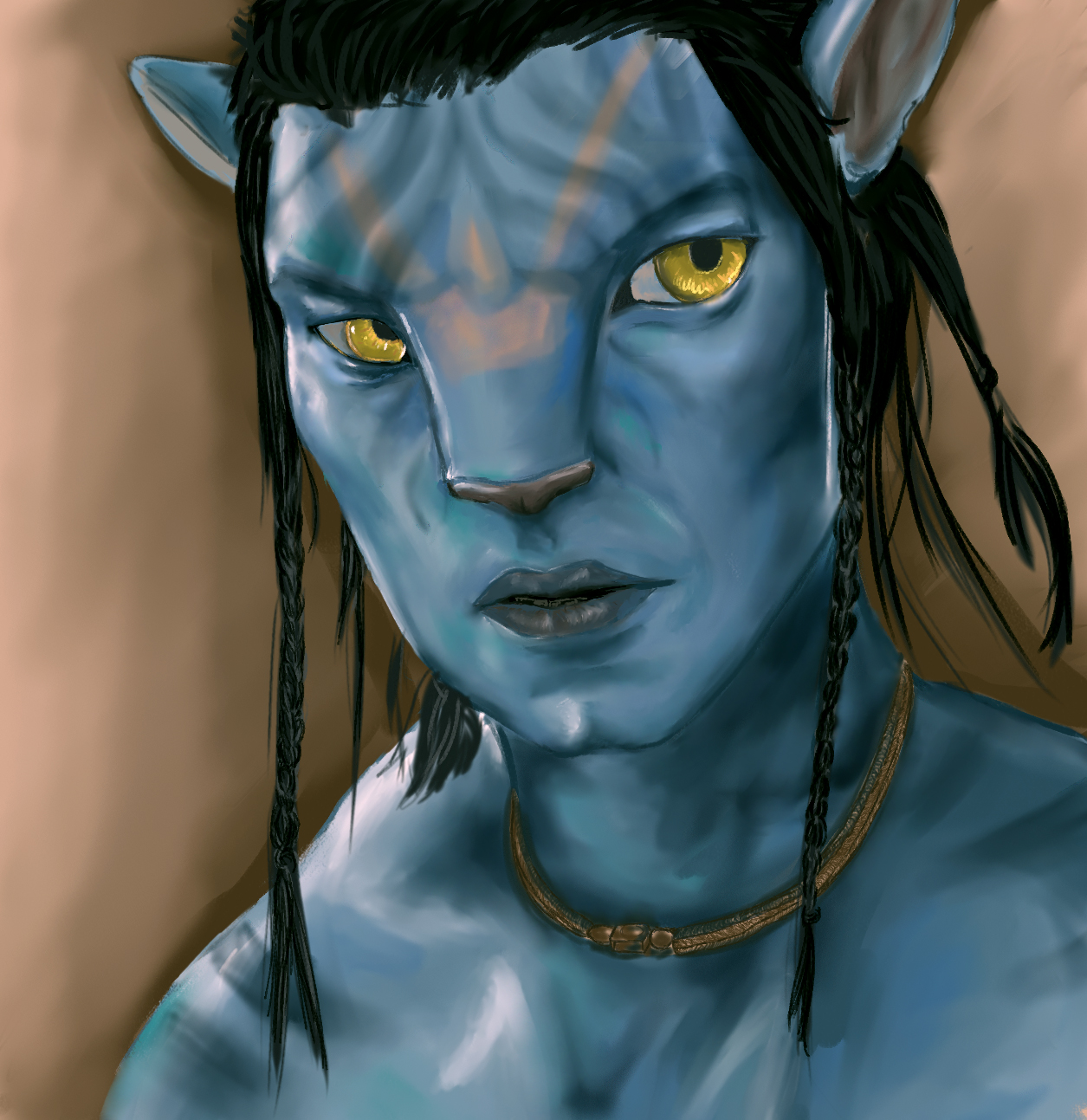 Avatar Jake: Jake Sully Avatar By Kaji02 On DeviantArt