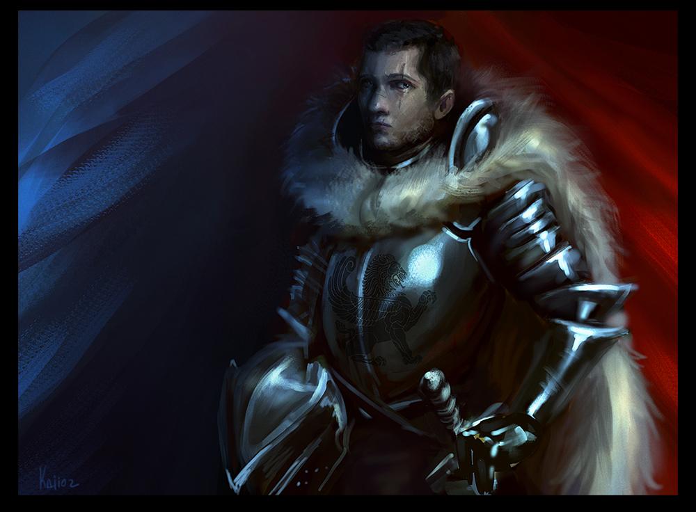 knight by kaji02