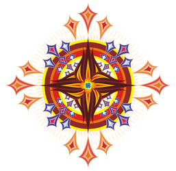 Flamboyant Solar Fleurs by HoremWeb