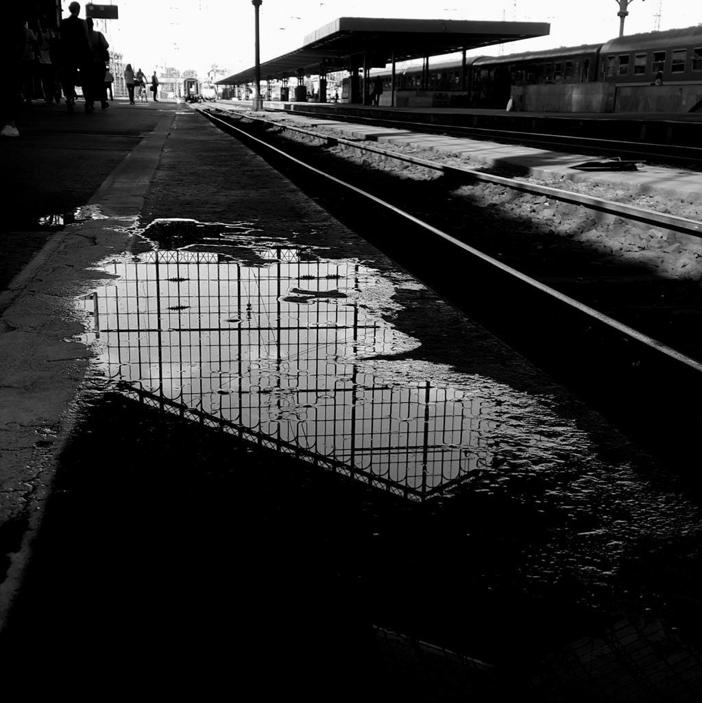 Railway Reflections