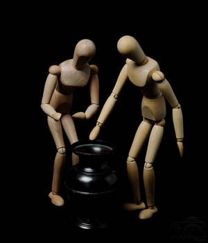 Bauchis and Philemon - Fortune Telling