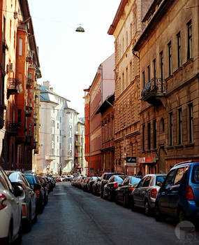 Buda Street Walk