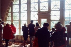 Ellis Island by ThatArtistFeller